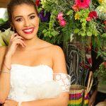 Deja atrás la soltería Mireya Celina Ayón Trujillo