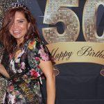Un gran cumpleaños para Blanca Estrada