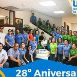En el marco de su 28 aniversario la USM entrega reconocimientos a alumnos destacados
