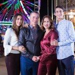 Felices fiestas les desea el Gobernador Quirino Ordaz