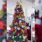 La Navidad arriba a Galerías San Miguel