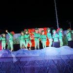 Via Reggio vive gran festival navideño