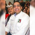 Jesús Valdés toma protesta a la presidencia del PRI