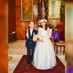 Reciben a Cristo por primera vez Camilla Díaz Moreno y Rodrigo Díaz Moreno