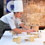 Lorena Valenzuela Zazueta bronce en copa mundial de gastronomía