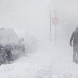Chicago podría registrar temperaturas más bajas que la Antártida.