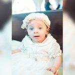 Es bautizada: Leah Tachna Yeme