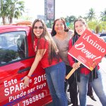 Panamá regala auto en su primer Rally