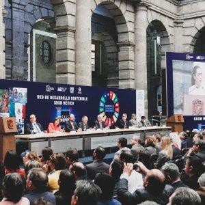 Tec de Monterrey y UNAM presentan la Red de Soluciones para el Desarrollo Sostenible