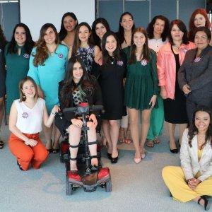 Recibe sinaloense Premio Mujer Tec 2019