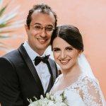 Por toda una vida juntos: Martha Sofía Santana Barraza & David Hoffs Shimanovich