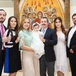 Se convierte en hija de Dios Ana Paula  Rivas López