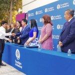 Tecnológico de Monterrey hace entrega de becas a estudiantes talentosos