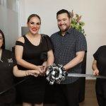 Stephany Jacobo inaugura sucursal en Isla Musalá