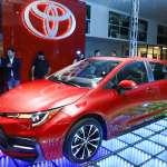 Toyota da la bienvenida al nuevo Corolla 2020