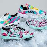 Adidas y Té AriZona lanzan exclusiva línea de tenis a 99 centavos y la policía tiene que intervenir