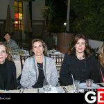 Rocío Bon Bustamante de Armenta, Gaby Cárdenas de Bon, Amira Mudeci de Cervantes y Margarita Murillo