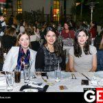Anabel Sánchez, Luisa Doig, Marcia Román, Fedra Cárdenas y María José Díaz