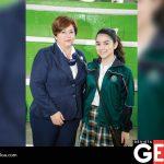 Marcia Monarrez y Ana Lucía Piña, del Instituto Nueva Generación
