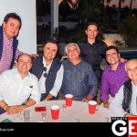 Luis Salcido, José Ignacio De Nicolás, Marcos Bucio, Roberto Bastidas, Héctor Huerta, Roberto Duarte y Rodolfo Garza