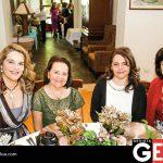 Beatriz Urrecha, Lupita Pérez Pico, Elsa Pérez Pico y Rosalinda Castro