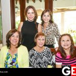 Daisy Retamoza, Aída de Osuna, Norma Valenzuela, Erika Garmendia y Rosi Sicairos
