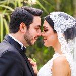 Se convierten en esposos Celeste Aguilar Camacho & Luis Jorge Careaga Zazueta