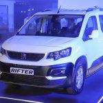 Peugeot presenta la nueva Peugeot Rifter