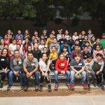 Viven increíble campamento en Instituto Senda