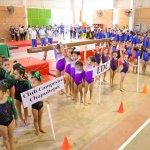 Celebran Copa de Gimnasia primera edición