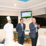 Mar & Sea ofrece su primer cena maridaje