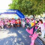 Panamá realiza la tercera edición de la carrera rosa 5k