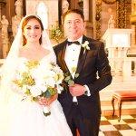 Unen sus vidas para siempre Mildret Lizárraga Chollet &  Fernando  Zenteno Quintero