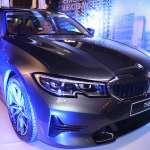 BMW presenta el nuevo Serie 3 Sedán
