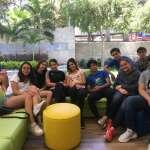 Estudiantes del Senda tienen entretenido festejo por su día