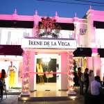 Irene De La Vega celebra exitosa reinauguración