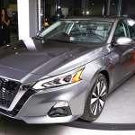 Nissan presenta el nuevo Altima 2019
