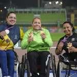 Rosa María Guerrero obtiene segunda medalla de oro y un nuevo record en Juegos Para Panamericanos Lima 2019