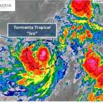 Último reporte de Conagua, anuncia que seguirán lluvias puntuales fuertes en Sinaloa