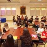 Universidad de San Miguel da bienvenida a alumnos de preparatoria y licenciatura