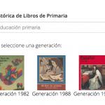 SEP publica Catálogo histórico de libros de texto 1960 - 2017
