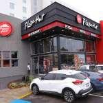 Pizza Hut inaugura su cuarta sucursal