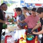 Alumnos de Instituto Altum festejan Kermés muy mexicana