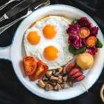 5 formas sanas de cocinar huevos paraadelgazar