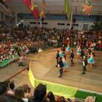 Senda realiza su gran Festival Navideño