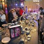 Gran éxito de expo venta de joyería a favor de Afomac