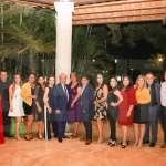 Agentes de viajes y cadenas hoteleras viven una grata velada