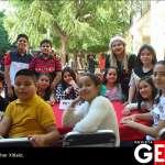 Celebran su posada los niños del Centro Cultural de Idiomas de la Universidad de San Miguel