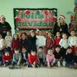 Alumnos de Senda festejan sus posadas navideñas