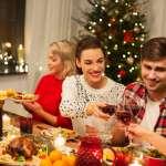 Año Nuevo, en familia o con amigos
